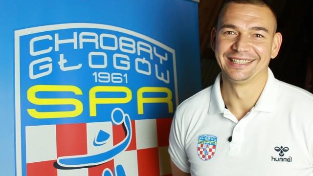 Grzegorz Sobut trafił do Chrobrego po ponad dziewięciu latach spędzonych w Stali Mielec