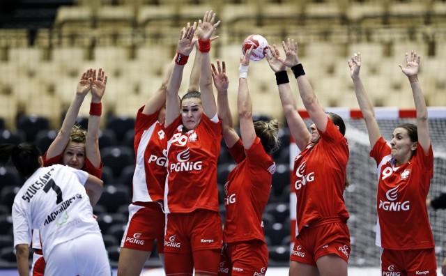 Polska - Węgry piłka ręczna kobiet
