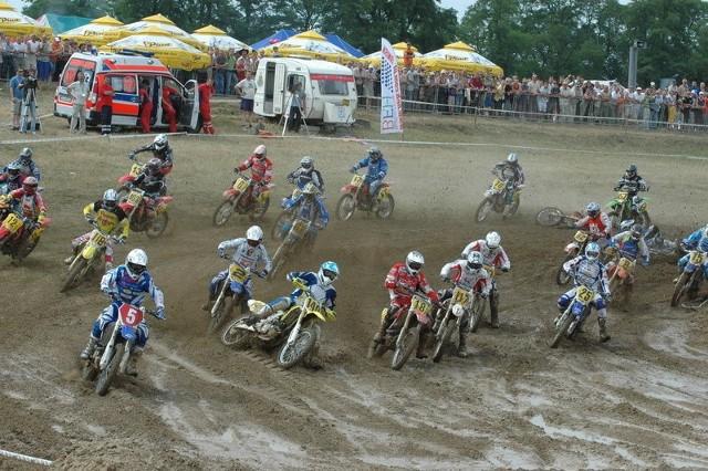 W niedzielę na Kaczych Dołach motocrossowcy powalczą o mistrzostwo Polski strefy zachodniej