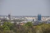 Kraków. Zobacz panoramę na miasto z Kopca Krakusa