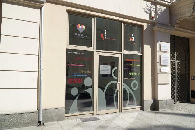 W centrum Katowic otwarto punkt informacyjny dla cudzoziemców