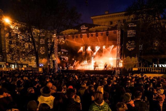 3 dni, 15 scen w centrum Poznania i 135 artystów - oto Enea Spring Break 2017 w liczbach. Festiwal startuje już w czwartek