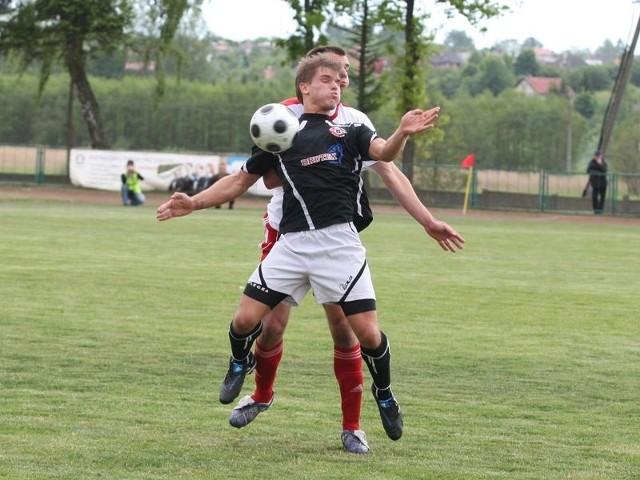 Nie będzie Bytovii w finale wojewódzkiego Pucharu Polski. Na bytowskim stadionie gospodarze przegrali mecz półfinałowy 0:2 z Gryfem Wejherowo i odpadli z pucharowej rywalizacji.