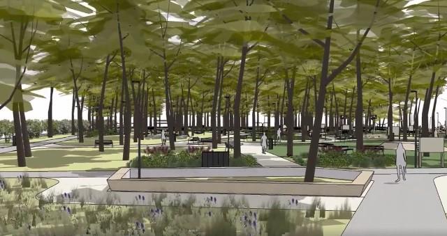 W pierwszej edycji BO w Dąbrowie Górniczej mieszańcy wybrali przebudowę Parku Podlesie. Tak wygląda projekt zmian Zobacz kolejne zdjęcia/plansze. Przesuwaj zdjęcia w prawo - naciśnij strzałkę lub przycisk NASTĘPNE
