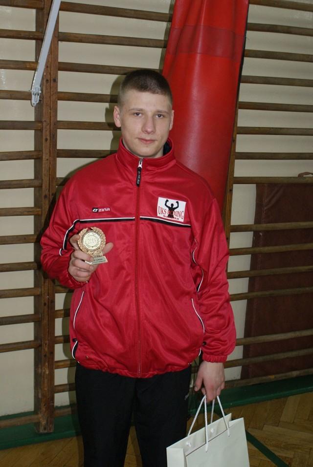 Maciej Gonza zdobył tytuł najlepszego sportowca 2009 roku