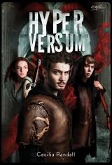 "Cecilia Randall ""Hyperversum"" - włoski bestseller w księgarniach"