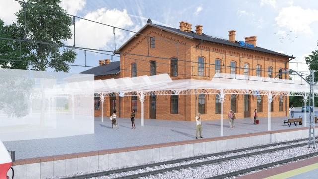 Przywrócenie historycznego wyglądu dworca, poprawa komfortu podróżnych, dostępności oraz bezpieczeństwa to tylko niektóre z celów modernizacji dworca w Rzepinie