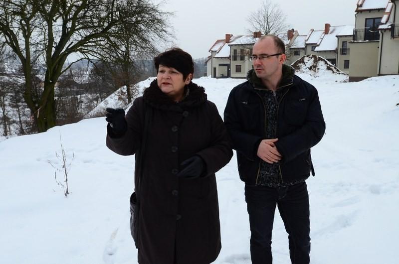 Radni Małgorzata Kaptur i Łukasz Kasprowicz uważają, że...