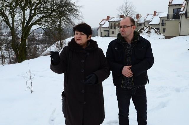 Radni Małgorzata Kaptur i Łukasz Kasprowicz uważają, że straciła gmina i mieszkańcy