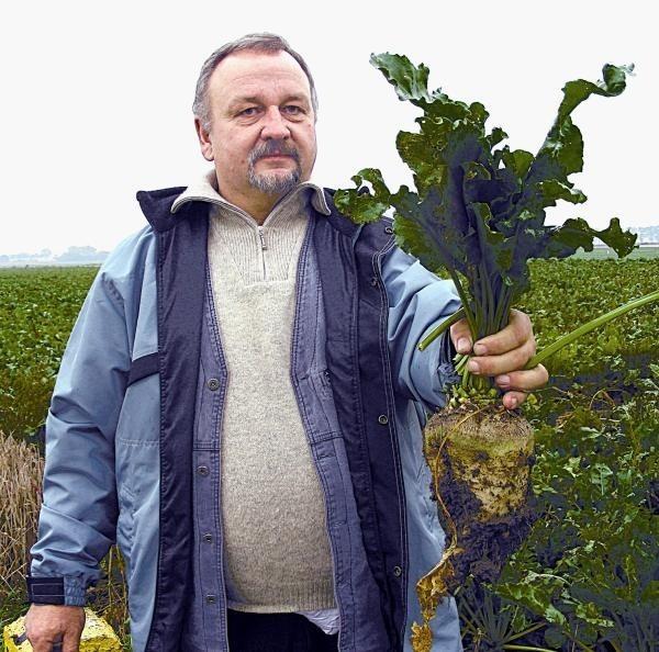 - Nie może być tak, że cukrownie zarabiają naszym kosztem, płacąc z roku na rok coraz mniej za buraki - podkreśla Bogdan Zioła.
