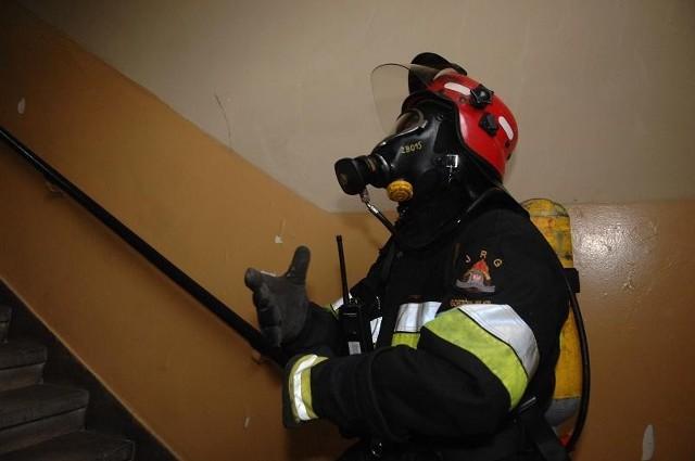 Strażacy ostrzegają przed nową metodą działania oszustów.