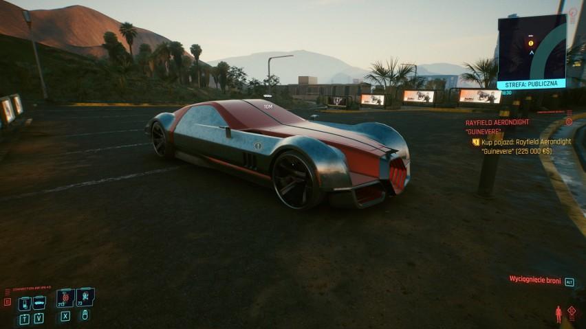 Rayfield to jeden z najdroższych pojazdów w grze, ale z...