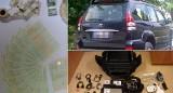 Fałszerz gangu samochodowego zatrzymany pod Szczecinem!
