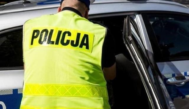 Policjanci nie mieli problemów z zatrzymaniem sprawców kradzieży.