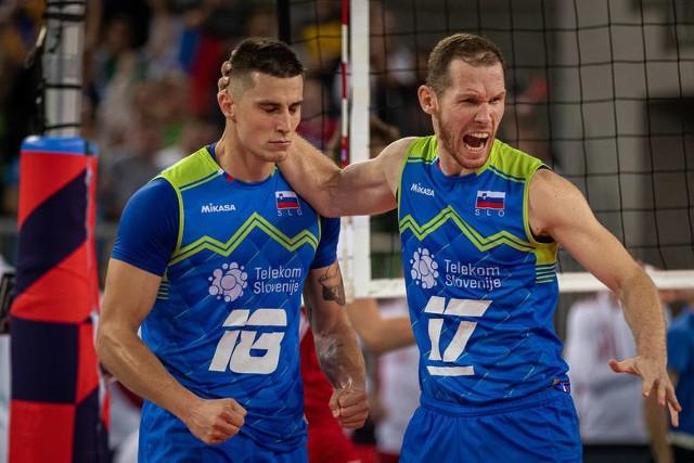 Klemen Cebulj to reprezentant Słowenii. W nowym sezonie będzie grał też dla Asseco Resovii