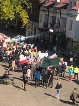 Mieszkańcy gminy Chełm zaprotestowali. Nie chcą włączenia ośmiu sołectw do miasta