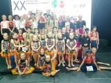 Mali tancerze z Inowrocławia zachwycili podczas Mistrzostw Polski. Wrócili z laurami!