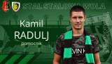 3 liga. Kamil Radulj został nowym zawodnikiem Stali Stalowa Wola. Kiedyś grał w Siarce Tarnobrzeg