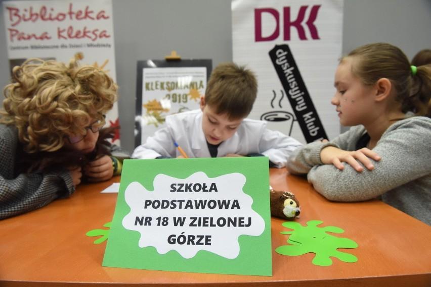 Kleksomania 2019 (tytuł mistrza zdobyła drużyna z SP-18 w...