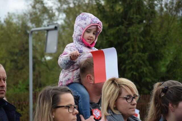 Obchody 228 rocznicy uchwalenia Konstytucji 3 Maja w Sępólnie Krajeńskim