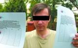 Andrzej P. aresztowany. Groził, że zabije prezydenta Białegostoku Tadeusza Truskolaskiego