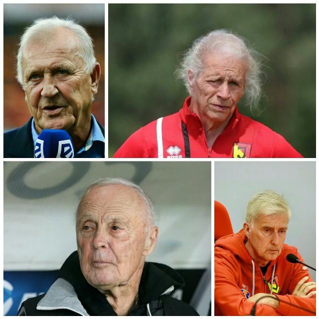 Jak będą wyglądali piłkarze Jagiellonii Białystok na emeryturze? Postanowiliśmy dołączyć do zabawy z aplikacją Face App, która umożliwia nakładanie filtru starzejącego twarz na zdjęciu. Efekty są niesamowite. Zobaczcie sami!