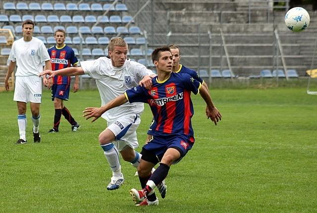 Odra Opole-Lech Poznan 0:3. Mecz juniorów starszych