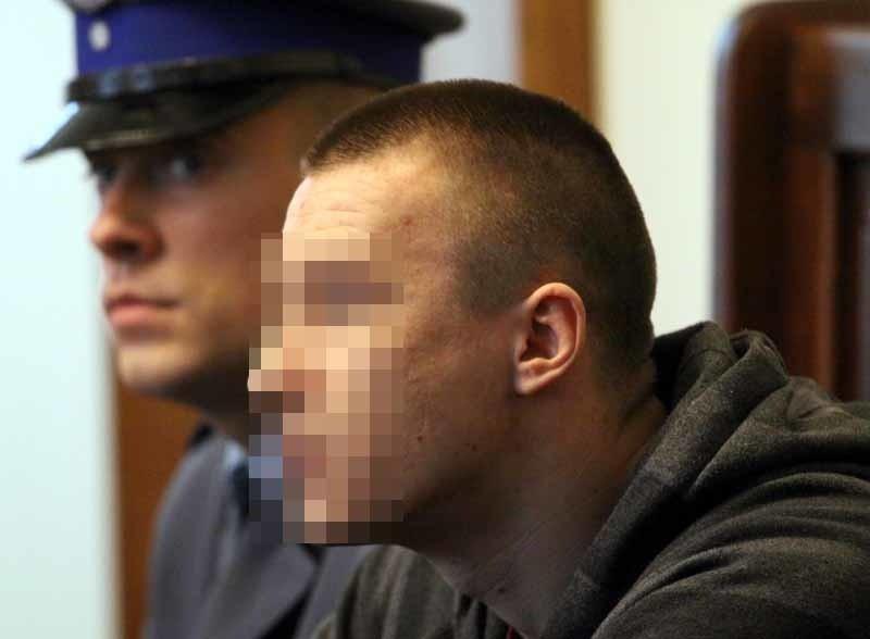 Gdy sąd odczytywał jego wyjaśnienia ze śledztwa, Artur K....