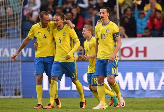 Znamy składy na mecz Irlandia - Szwecja!