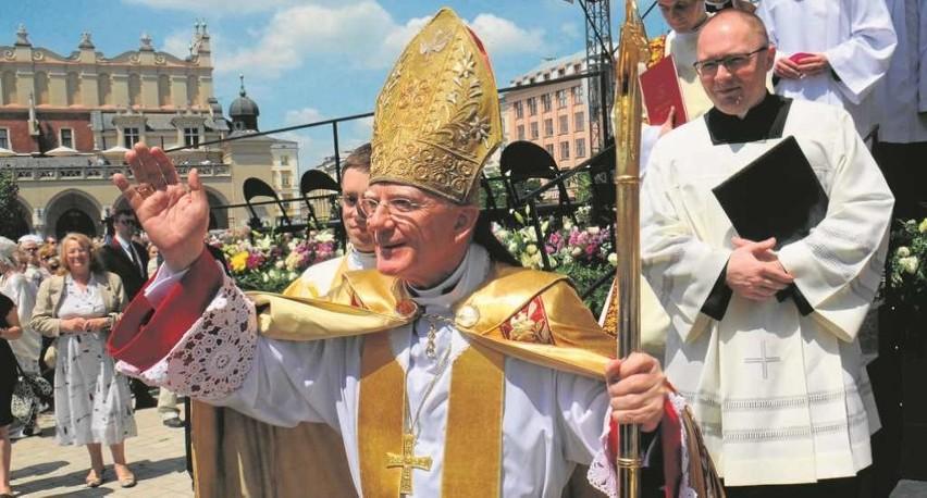 Arcybiskup Marek Jędraszewski od tygodnia jest w Rzymie