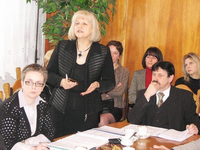 Radna opozycji Krystyna Gawron-Fiedorow miała żal do radnych koalicji, że temat powrócił bez konsultacji z mieszkańcami.