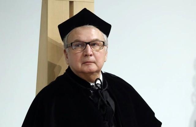 Prof. dr hab. med. Aleksander Sieroń, dr h.c. multi