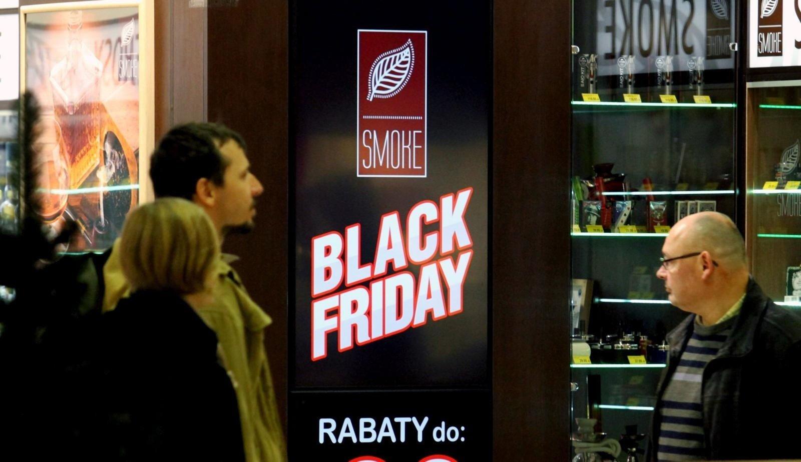 f8de239a Black Friday 2018 - kiedy są wyprzedaże? Promocje na Black Friday ...