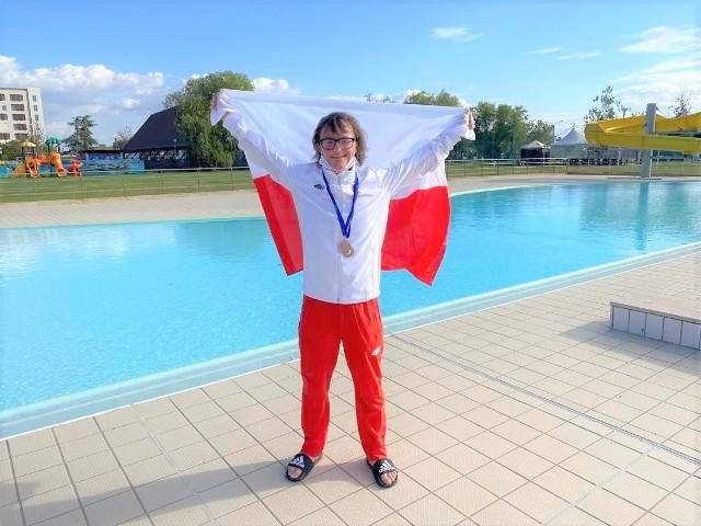 Paweł Krupiński odniósł kolejny sukces! Przywiózł z Igrzysk Europejskich we Włoszech aż trzy medale!