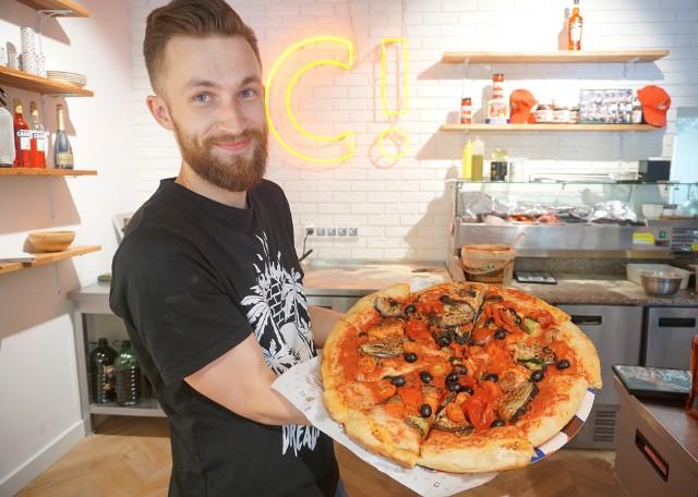 Ciao! ul. Peowiaków 2Z miłości do włoskich smaków powstała piekarnia Ciao!