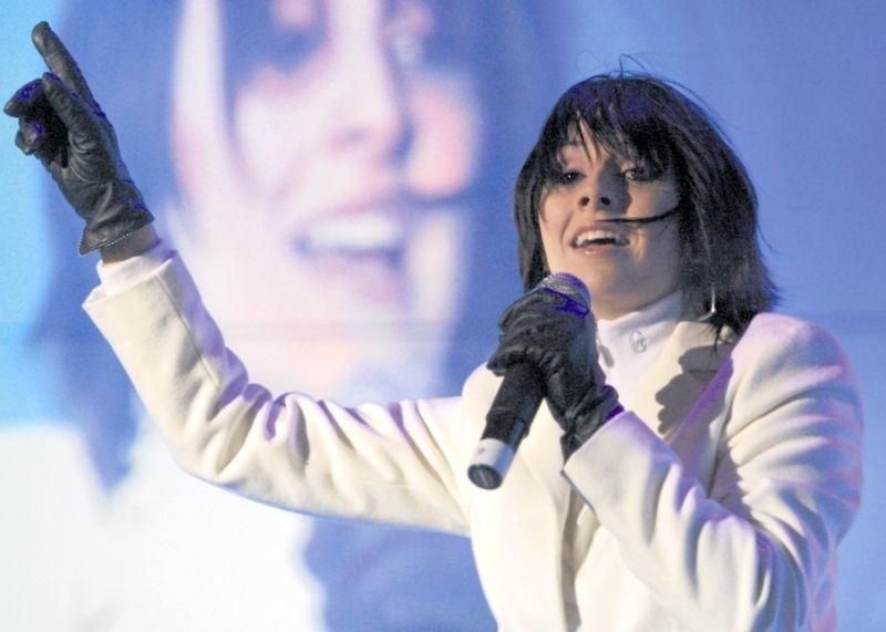 Tatiana Okupnik wystąpi na scenie przy Rynku Kościuszki...