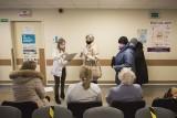 W szpitalu szczepienia nabrały tempa. Punkty są czynne nawet do godziny 20:00