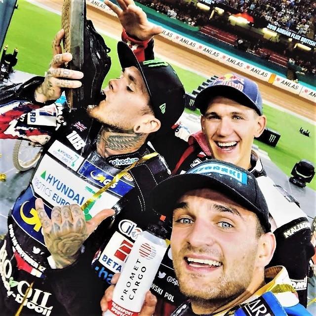 Grand Prix na żużlu 2018.