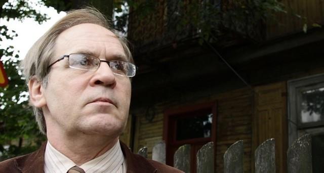 , wiceprzewodniczący rady konserwatorskiej przy wojewódzkim konserwatorze zabytków