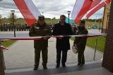 Straż Graniczna w Nowym Dworze ma nowy budynek. Na otwarciu był Jarosław Zieliński (zdjęcia)