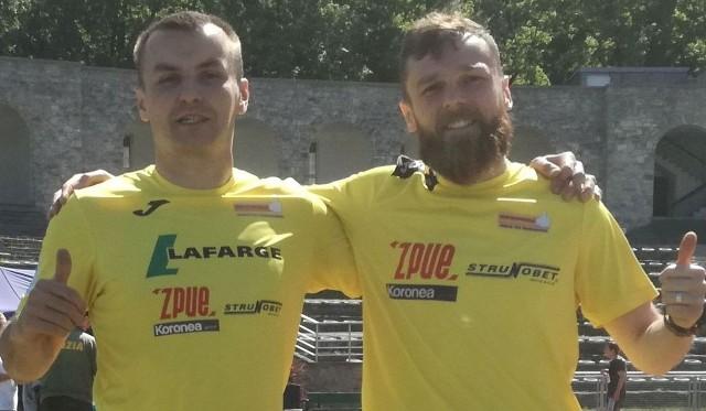 Michał Szafrański i Damian Copiak odnieśli sukces na Międzynarodowym Mitingu IPC osób niepełnosprawnych w lekkoatletyce w Słubicach.