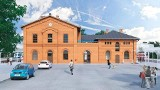 Rzepin: Dworzec będzie piękną wizytówką miasta, województwa i kraju