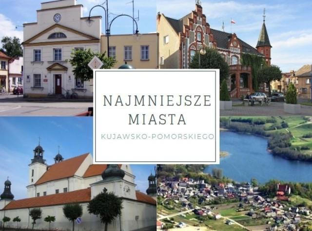 W województwie kujawsko-pomorskim mamy 52 miasta.  Do największych należą Bydgoszcz, Toruń, Włocławek, Grudziądz i Inowrocław. Pozostałe to miejscowości, w których żyje zdecydowanie mniej osób. Przygotowaliśmy ranking miast, w których mieszka poniżej 10 tysięcy osób. Zobaczcie, które miasto w regionie jest najmniejsze.Czytaj dalej. Przesuwaj zdjęcia w prawo - naciśnij strzałkę lub przycisk NASTĘPNE