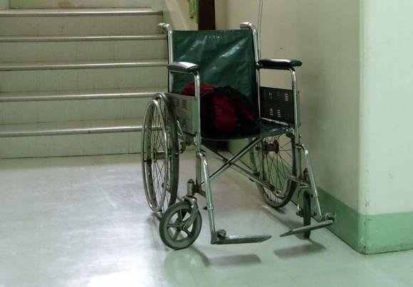 Potrzebny Jest Ci Wózek Inwalidzki Albo Balkonik Tu