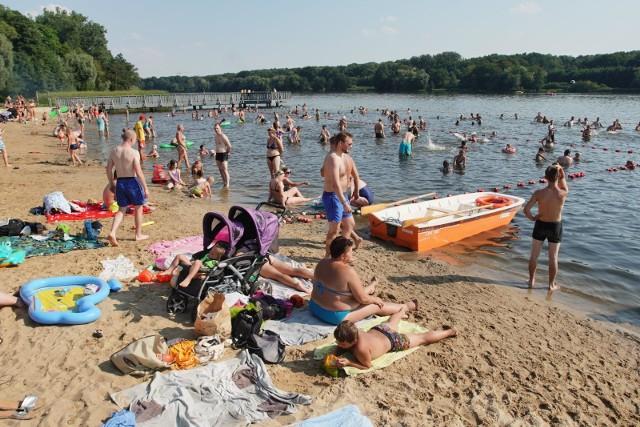 Latem poznaniacy będą mogli się kąpać m.in. w jeziorze Rusałka.