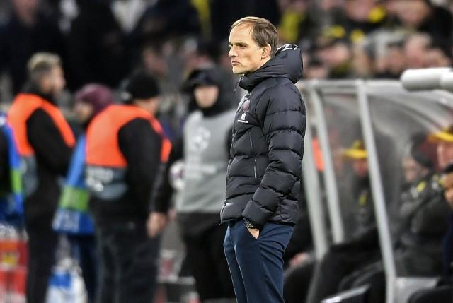 Thomas Tuchel zaskoczony, że piłkarze Paris Saint-Germain się bawią