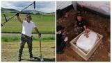 Dolnoślązak odnalazł w Szkocji skarb sprzed 3000 lat, o którym mówią teraz na całym świecie