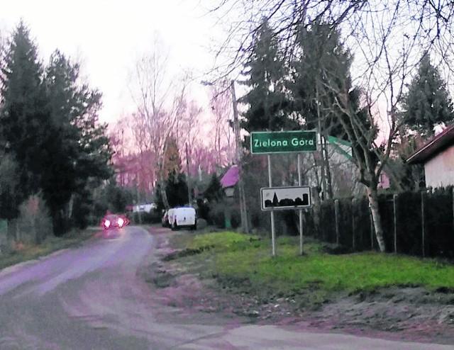 Mieszkańcy Zielonej Góry mówią, że ich wieś w sposób naturalny jest połączona z gminą Andrespol.