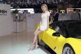Salon samochodowy Genewa 2016. Kobiety i samochody