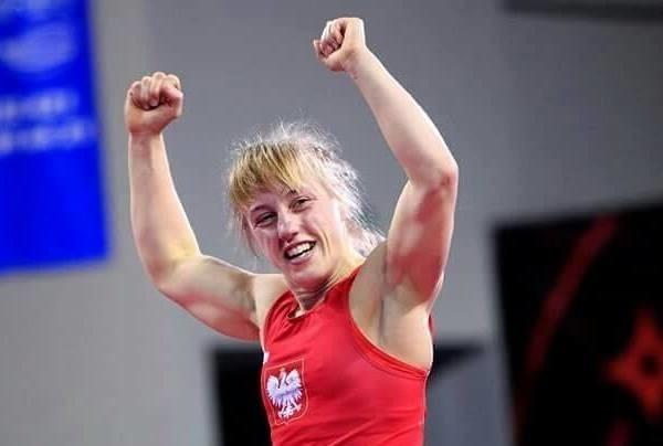 Katarzyna Krawczyk (Cement-Gryf Chełm) wystartuje w olimpijskiej kategorii wagowej 53 kg